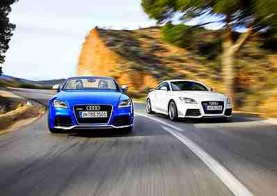 The Audi TT RS (en)