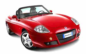 fiat barchetta facelift, photo by fiat 03-03
